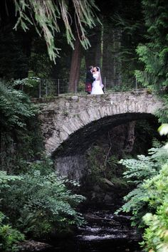 Real Weddings: Scottish wedding via intimateweddings.com