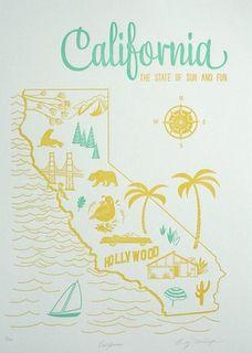 California...check