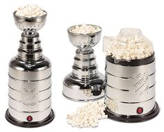 NHL Stanley Cup Hot Air Popcorn Maker
