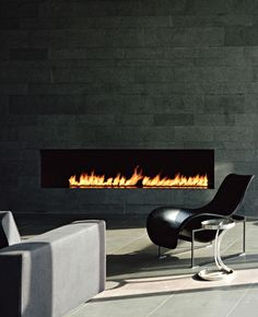 :: FIREPLACES :: beautiful & black #fireplaces