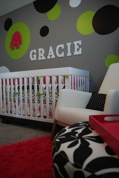 Nursery idea @Jenn L Riggs cute for boy or girl