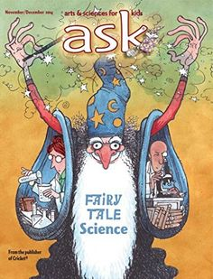 Ask Magazine Subscri
