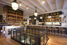 Piscolabis > Restaurants > projects > Lázaro Rosa Violán - Contemporain Studio - via http://bit.ly/epinner