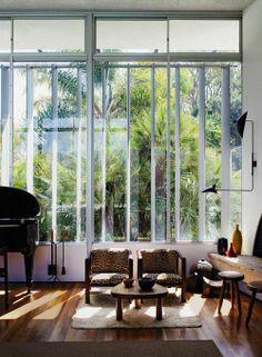 Closet - Le Petit Chouchou #home #decor interior design, chair, floor, window, dream, hous, light, oscar niemeyer, leopard prints