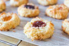 Jam Thumbprint Cookies Recipe from @Shonda Clements Chadwick Spatulas   Joanne Ozug