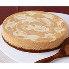 PHILADELPHIA Pumpkin Swirl Cheesecake Allrecipes.com