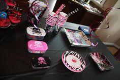 Monster High table