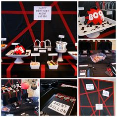 michelle paige: SPY PARTY- SECRET AGENT BIRTHDAY OPERATION - so many great ideas!