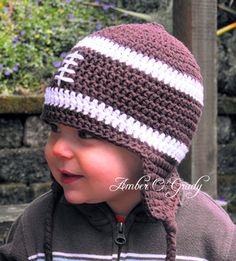 Loving this baby hat!