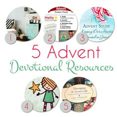Five Advent Devotion