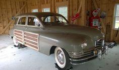 1948 Packard Woody