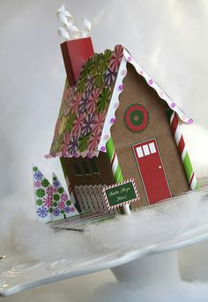 Paper Candy House