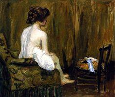 Nude / Pierre Bonnard - 1906