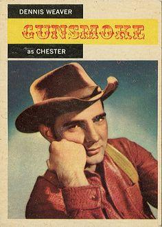 """chester from """"gunsmoke"""""""