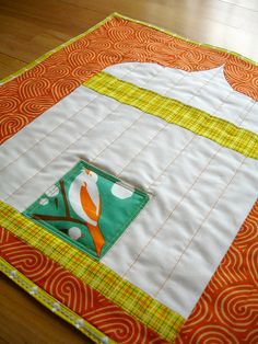 Bird Cage small quilt