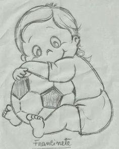 Desenhos para bordar fraldas de bebe