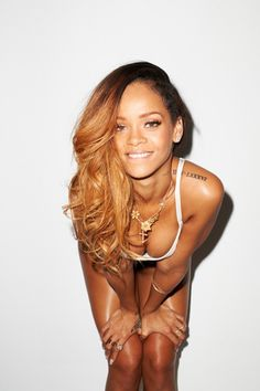 Rihanna by Photographer Terry Richardson