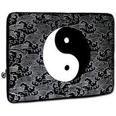 13 inch Black and White Ying Yang Tai Chi Taiji Notebook Laptop Sleeve Bag Slip Case for MacBook 13, Acer, ASUS, Dell, HP (Electronics)  http://234.powertooldragon.com/redirector.php?p=B0046WKU6M  B0046WKU6M