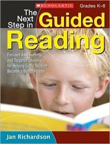 The Next Step in Guided Reading - awesome resource book, the website is awesome too!