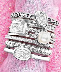 Silpada rings