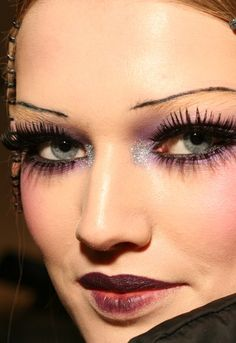 DIOR Runway Make-Up