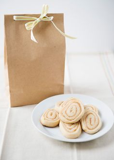 Almond Caramel Swirls [Week 11 of 12 Weeks of Christmas Cookies]