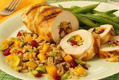 Chicken with Spiced Mango Rice | Recipe | Joy of Kosher with Jamie Geller