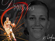 Katie Douglas..... Indiana Fever