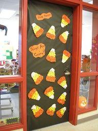 Fall Classroom Doors | classroom door decoration ideas