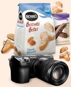 WIN a Trip for 2 to Hollywood with Nonni's Biscotti