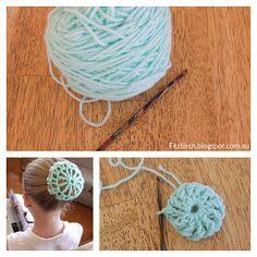 FitzBirch Crafts: crochet