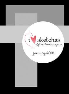 Card Making Sketch