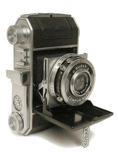 Kodak Retinas.  Love old cameras