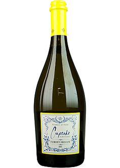 Cupcake Vineyards Moscato - very sweet sparkling white dessert wine