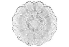 1950s Fluted Deviled Egg Tray on OneKingsLane.com I have this.