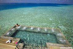 #maldives #sea #luxury #summer #holidays Velassaru Maldives Resort Maldives
