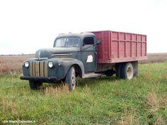 Classic Farm Trucks On Pinterest Farm Trucks Trucks And Ford