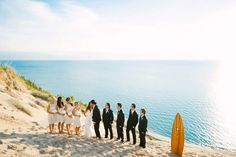 An Out-of-Towner's Guide to Planning a Pure Michigan Wedding