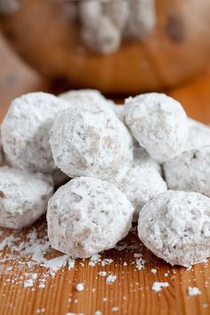 pecan maple cookies