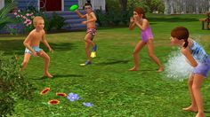 Play and have fun in the beautiful Spring of Sims world. Run around in your backyard and dip in the cool pool and spray water at each other. Procure Sims 3 Seasons Crack to know and see more about the game!