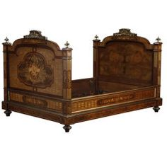 19th Century French, Empire Daybed