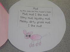 Idea for Mrs. Wishy Washy!