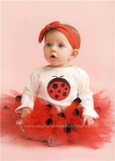 cute lady bug outfit :)