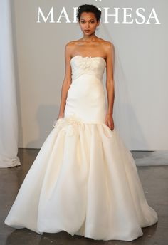 Marchesa (PV 2015) #weddingdresses #vestidodenovia #NYBW