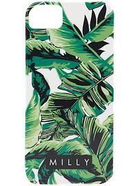 Banana Leaf Print iPhone 5 Case - Leaf /Bonkers for Banana Leaf / The English Room Blog