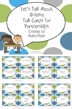 These 28 cards help students develop the speaking, listening, and writing skills needed to communicate clearly in science. These sentence starters may be used in mini-lessons, in group work, and as part of science journals.