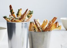 Baked Truffle Fries | Vegetarian Times