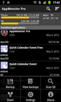 AppMonster Pro 2.5.2