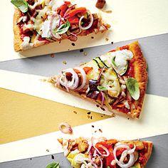Ratatouille Pizza | MyRecipes.com