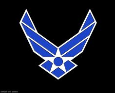 Air Force Symbol Clip Art | AirForce Logo by AirForc3